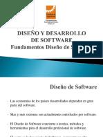 5. Diseño Desarrollo Software - Fundamentos en Diseño de Software - 2019