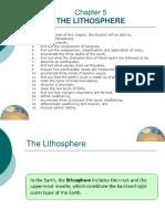 Environmental Lithosphere
