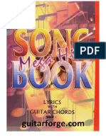 Ultimate Guitar Songbook (1845 Songbook)