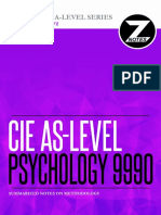 9990 psychology notes