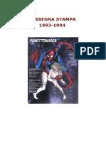 02 Rassegna Stampa 1993-1994