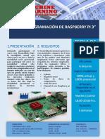 Programacion en Raspberry Pi3