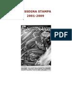 04 Rassegna Stampa 2001-2009