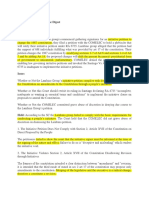 2. Lambino vs. COMELEC, G.R. No. 174153, October 25, 2006