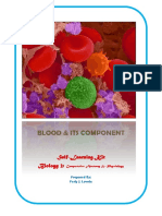 Selflearning Kit Blood and Its Components2019