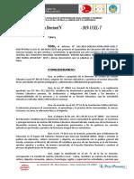 r.d. Comision Premio Jm Arguedas 2019