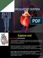 Human Heart and Circulation 2019