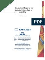 Perito Judicial Experto en Propiedad Intelectual e Industrial