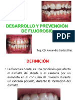 Desarrollo y Prevención de Fluorosis