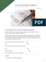 Boliviaimpuestos.com-Se Actualizan Las Cuentas de Ingresos y Gastos