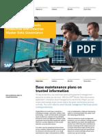 Keep Enterprise Assets Productive With Effective Master Data Governance