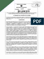 Decreto 1120 de 2019