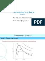 6ta Clase Termodinámica 2019