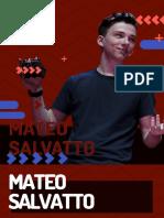Evenpro - Mateo Salvatto 2019