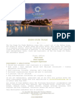 Job Advert - Trasnport - 10.07.2019