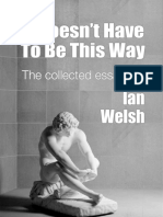 Welsh, Ian - It Doesn't Have To Be This Way.epub