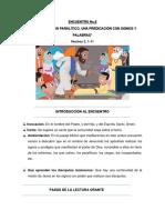 CATEQUESIS DE LA CONVIVENCIA N. 8