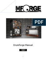 Drumforge - Manual Eyal