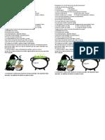 Compresión Oral y Escrita Tercero Dos