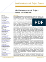 Fitch Infrastructure Global Outlook - 20100301