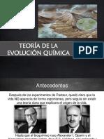 Grupo 8-Evolución Química