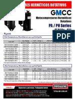 6 Flyer Compresores Rotativos GMCC2