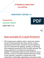 0.1. Liquid Penetrant Testing