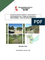 Declaracion de Impacto Ambiental DIA -HUACAYBAMBA