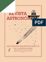 Revista de Amigos de la Astronomía de Argentina