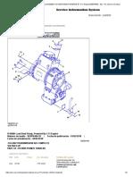 r1600h Load Haul Dump 9sd00001-Up (Machine) Powered by c11 Engine(Sebp6406 - 28) - Por Número de Pieza