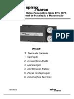 Posicionador Electro-Pneumático Série EP5,IsP5-Installation Maintenance Manual