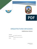 Parametros de Diseño y Documentacion