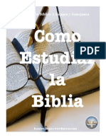 Como Estudi Arla Biblia