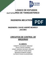 Practica 3 Circuitos de Control de Maquinas COMPLETA