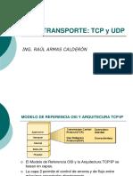 TCP Y UDP