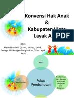 1. Konvensi Hak Anak Dan Kabupaten Kota Layak Anak