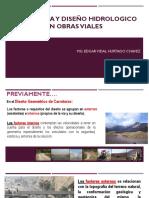Expo 1 Diseño Hidrologico en Obras Viales Dic 2018