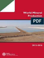 World Mineral Statistics