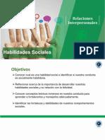 Habilidades Sociales Uncp