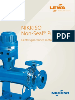 D0 350 Nikkiso Non Seal Pumps En
