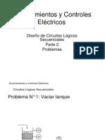 Ejemplos de Aplicación de Sistemas Secuenciales