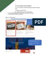 Malvern Online Academy - New Student Guide