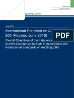 ISA (UK) 200 Revised June 2016