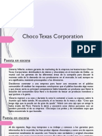 Choco Texas Corporation