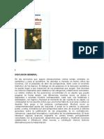 Semántica, Rivano - Discusiòn General y Glosario Bàsico