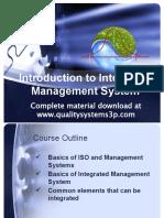 IMS Training Material