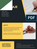 Arbitraje Ecuador