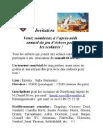 Invitation Echecs Rencontre Scolaire 2017.doc