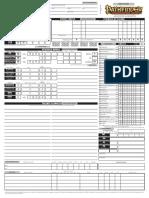 Pathfinder - Scheda Esempio (1)