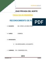 Informe Caminos - Valverde